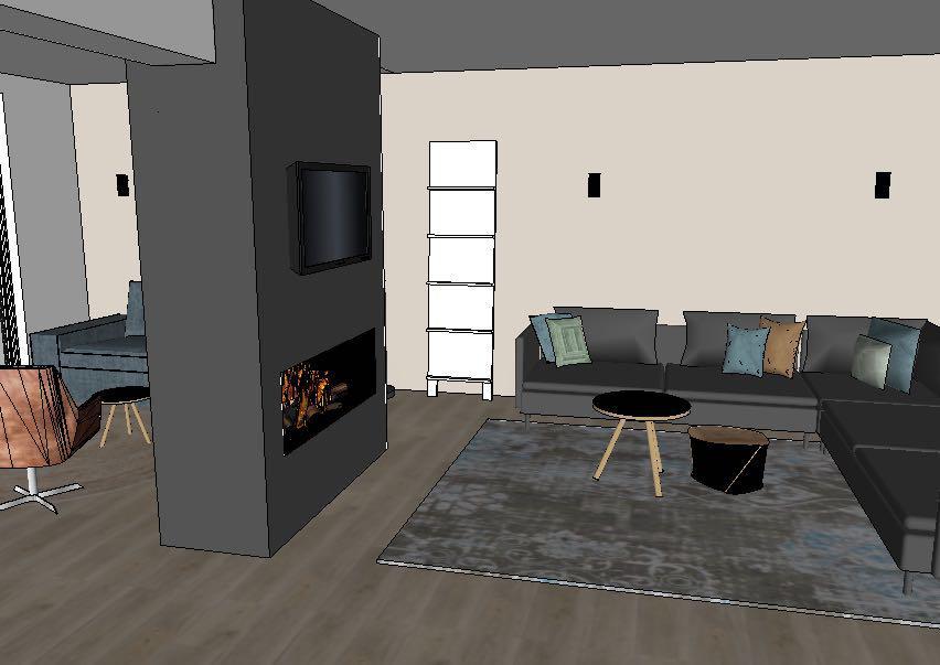 3d ontwerp interieuradvies reeuwijk maizon for Ontwerp 3d